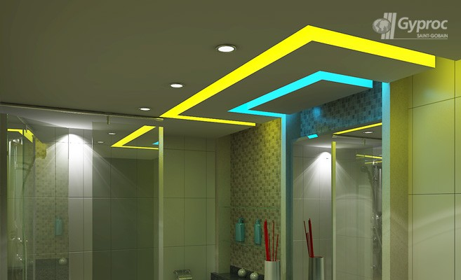 False Ceiling Designs For Other Rooms Saint Gobain Gyproc India