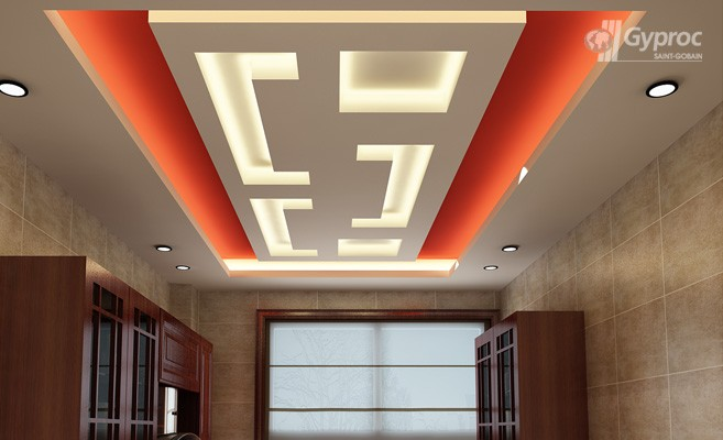 False Ceiling Designs For Other Rooms | Saint-Gobain ...