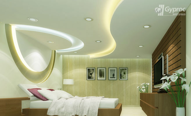False Ceiling Designs For Bedroom Saint Gobain Gyproc India