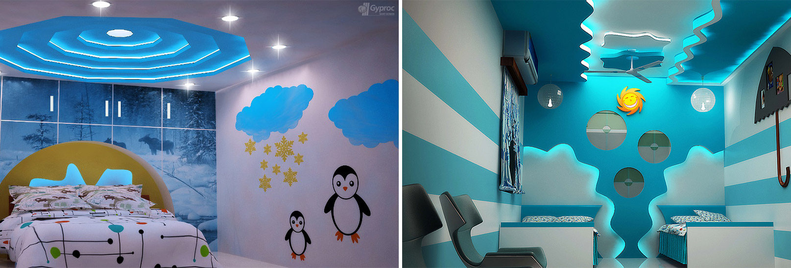 Design a happy room for your child
