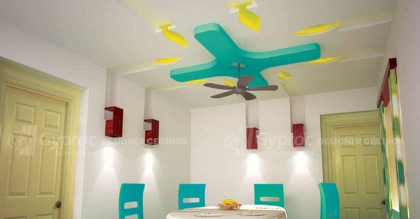 Home Interior Designing False Ceiling Designs For Bedroom Living Room Kitchen Kids Room Saint Gobain Gyproc India