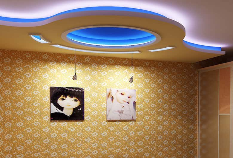 Home Renovation False Ceiling Ideas Designs Blog Saint Gobain Gyproc India