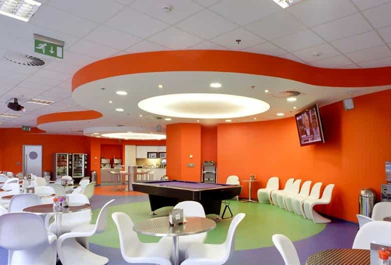 97 restaurant interior design cost in india with for Interior decoration gst rate