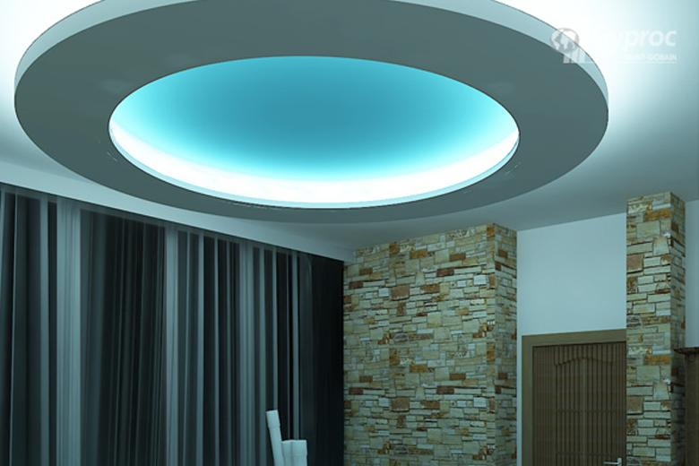 Lighting up the ceiling saint gobain gyproc india cove lighting aloadofball Gallery