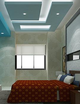 Designer False Ceiling Ideas Designs For Bedroom Saint Gobain Gyproc