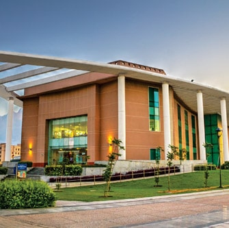 Education Projects By Gyproc: SNU Business School