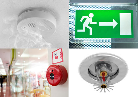 Fire Protection Types