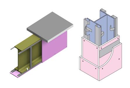 Fire Line/FRMR Board -Beam & Column Encasement - Fire Resistant Product