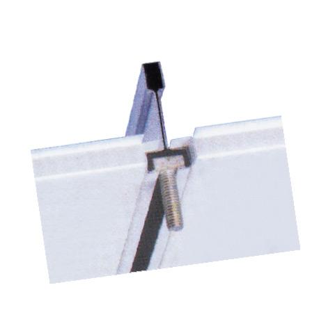 GI Metal Ceiling Lay in Plain Tegular Edge Global White Color Tiles
