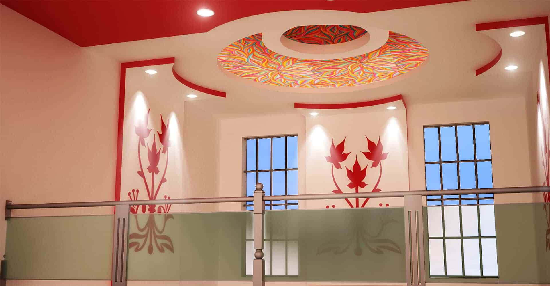 Residential False Ceiling | False Ceiling | Gypsum Board