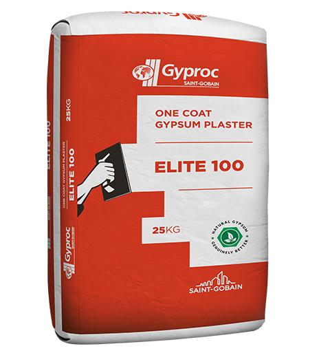 Gyproc Elite 100 - - Plaster Laveling Solution For Ceilings & Drywalls