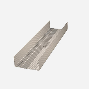 Floor and Ceiling Channel - Gyproc Partition Framing System
