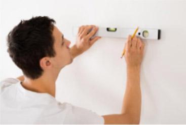 Gyproc Habito Board Fixing Step 1