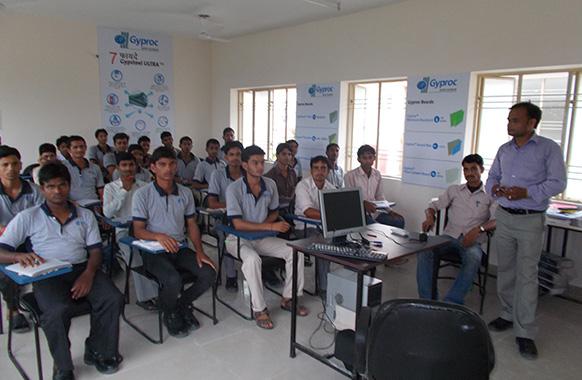 Gyproc Training Session