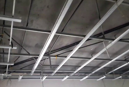 Gypsteel Ultra Ceiling Framing System