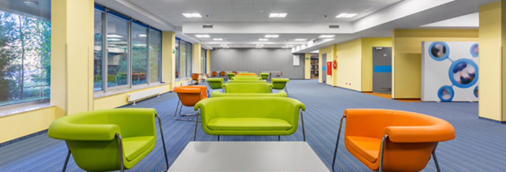 How better acoustics play a role in improving workplace productivity