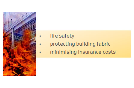 Importance of Passive Fire Protection(PFP)