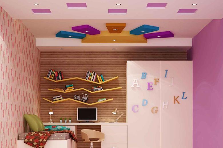 Maximize floor space