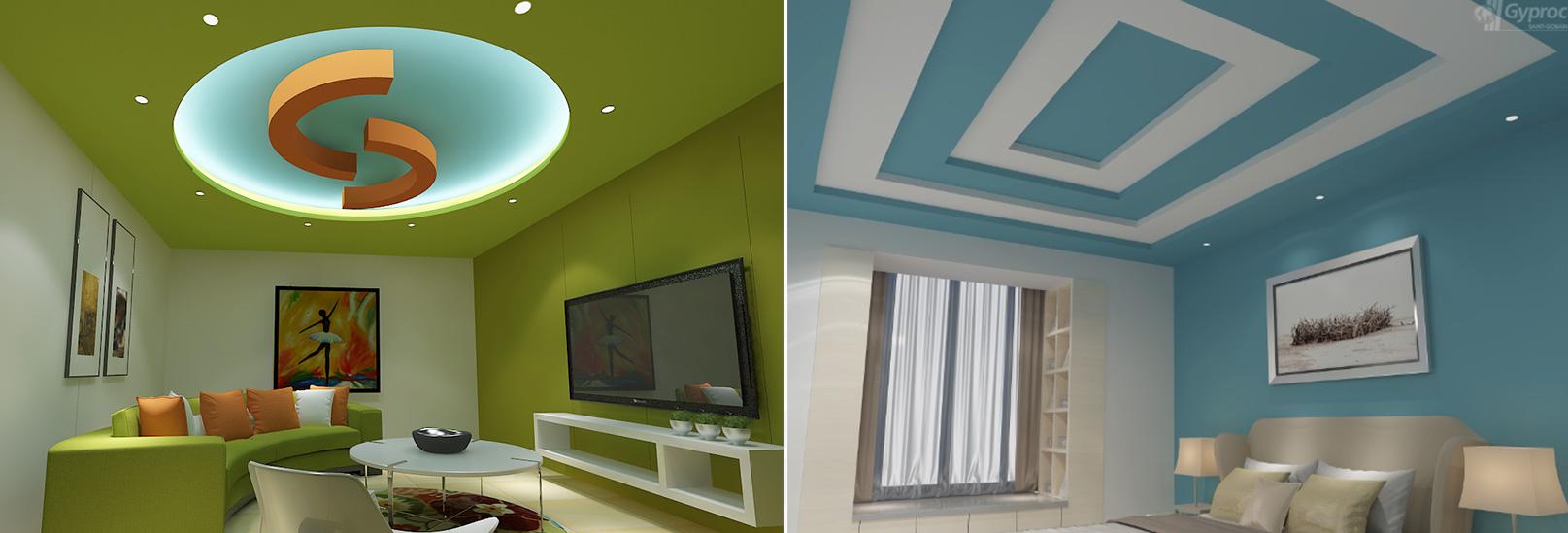 5 modern living room false ceiling design