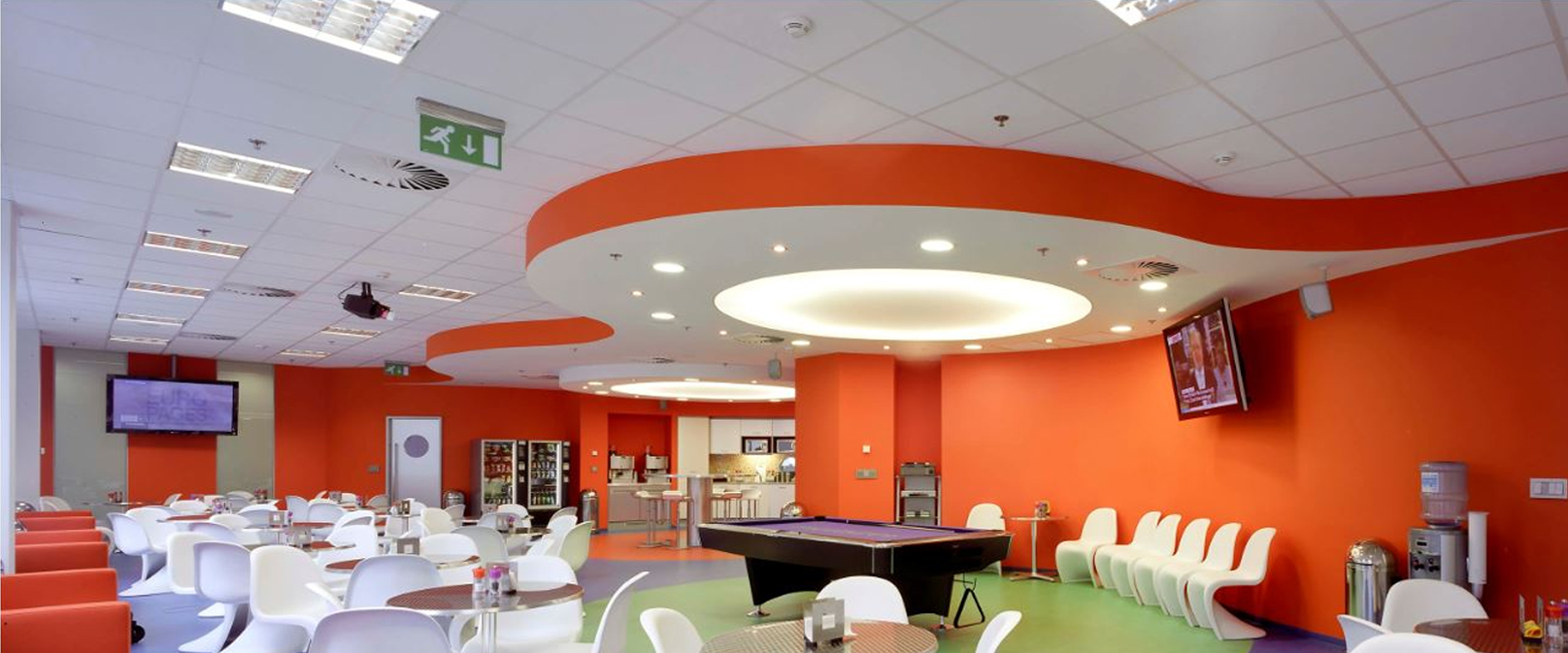 Office Ceiling Designs