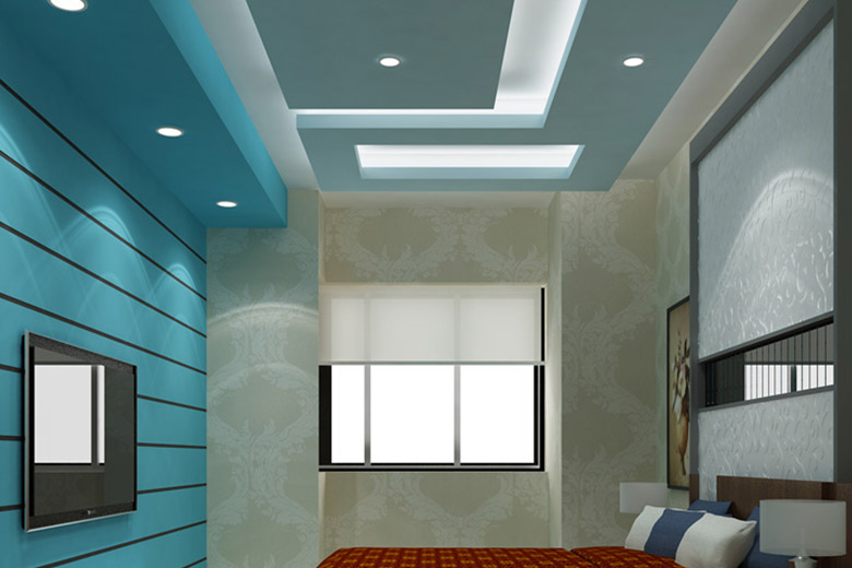 Panel false ceiling