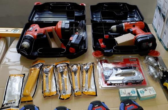 Gyproc Plastering Equipments