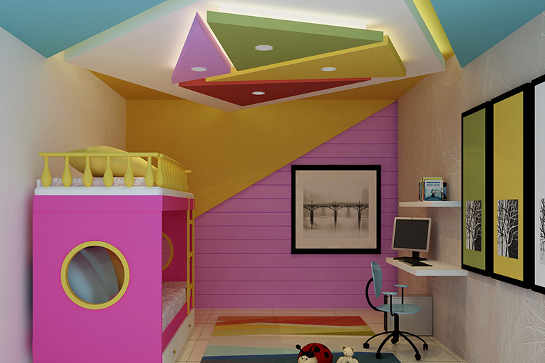 Quirky cubby holes
