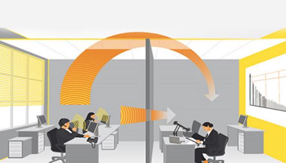 Sound Insulation Building Acoustics Model