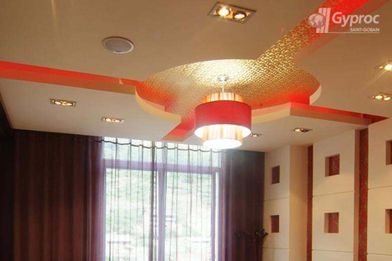 Lighting Up The Ceiling Saint Gobain Gyproc India