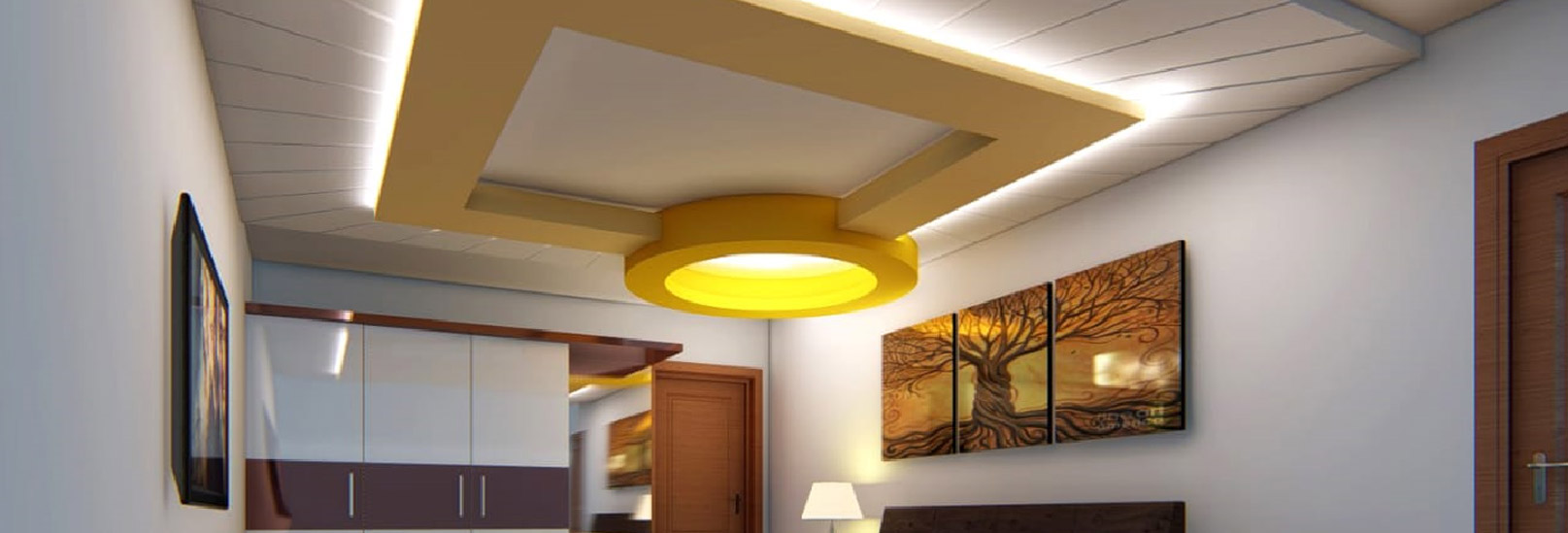 top 5 bedroom false celling designs you will love