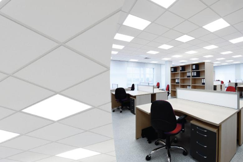 Lighting up the Ceiling SaintGobain Gyproc India