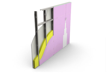 Fire Line/Duraline/FRMR Board - Wall/Partition - Fire Resistant Product